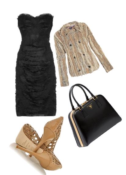 ♠ Style : Soirée chic