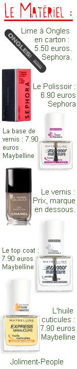 >> Article n°26 : Beauté : Mlle ? Je veux des mains de Fée, et à la Mode !