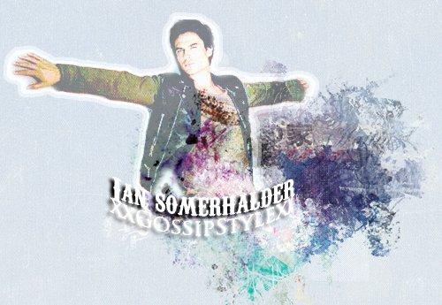 Ian, Vampire Diaries <3