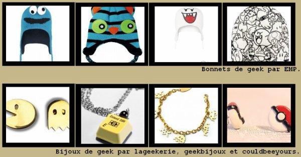 Tendance 2012 : Inspiration Geek