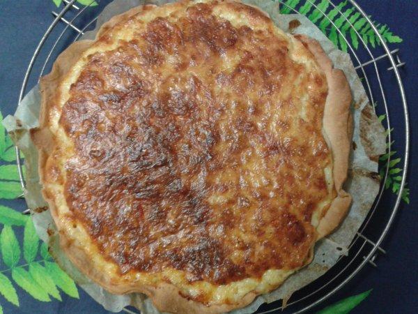 envie d'une tranche de tarte a la courge ou fromage????