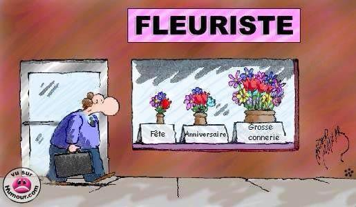 mesdames faite attention a la grandeur de votre bouquet