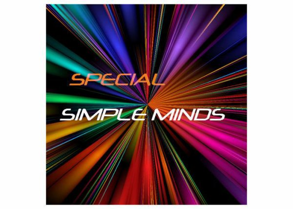 SPECIAL SIMPLE MINDS