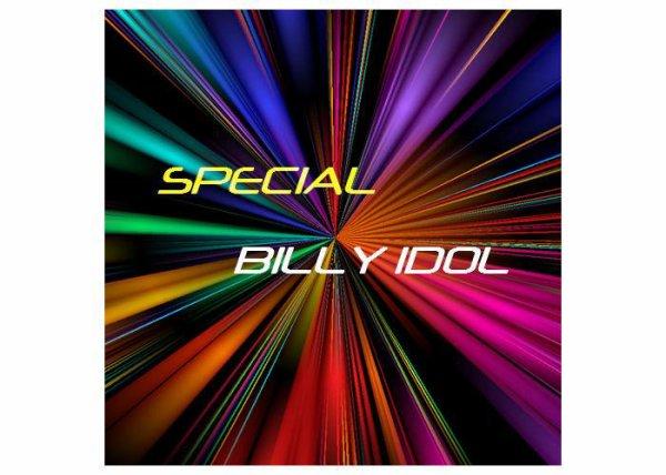 SPECIAL BILLY IDOL