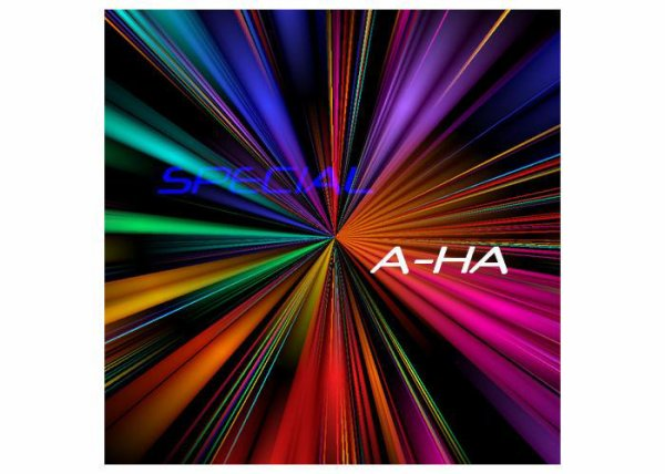 SPECIAL A-HA