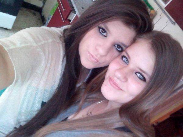 Ma soeur & moi <3