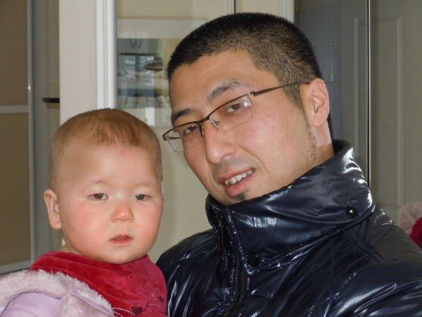 yumi et son papa