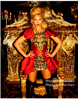 Article 02 On Magazines-the-stars - Beyoncé & Chris brown News