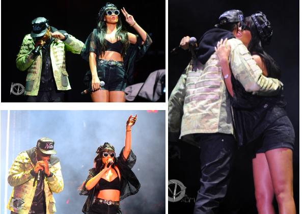 Article 11 On Magazines-the-stars - Rihanna et jay-z au festival Hackney à Londres aperçue de quelques photo + actu de rihanna ( new en retard ) News