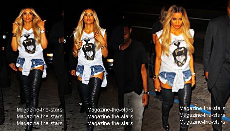 Article 18 On Magazines-the-stars -  Apparition de ciara sur le blog News