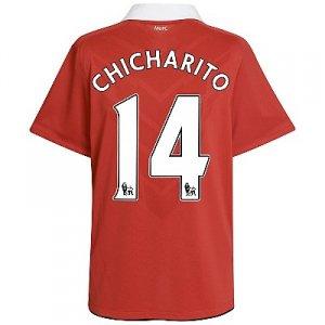 Javier Hernandez dit ''Chicharito''