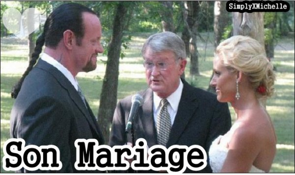 Son Mariage ♥