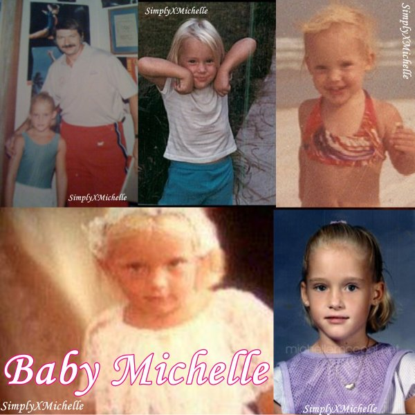 Baby Michelle McCool ♥