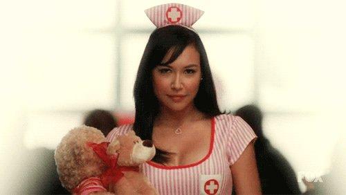 santana l'infirmière