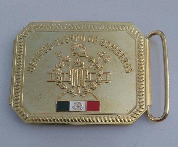 Belt bucle México