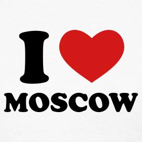 Moscou, je t'aime