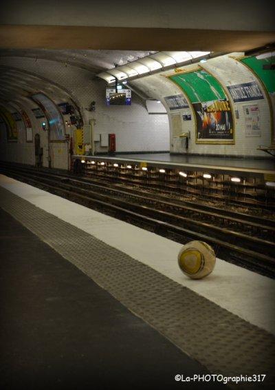 Le Ballon à Paris !