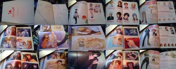 artbook amour sucret