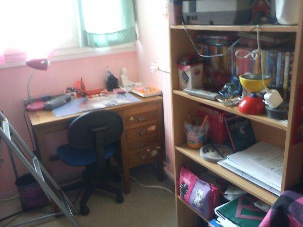 ma chambre :)