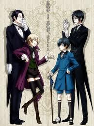 Black Butler image