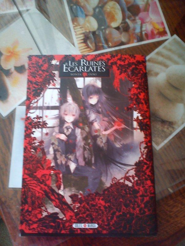 nouveaux manga achetait aujourd'hui