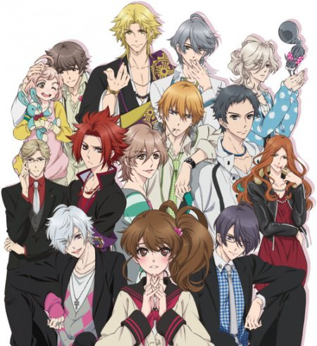 Brothers Conflict.