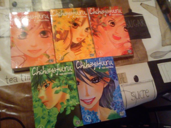 suite manga chihayafuru.
