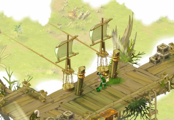 Le Village caché des Brigandins
