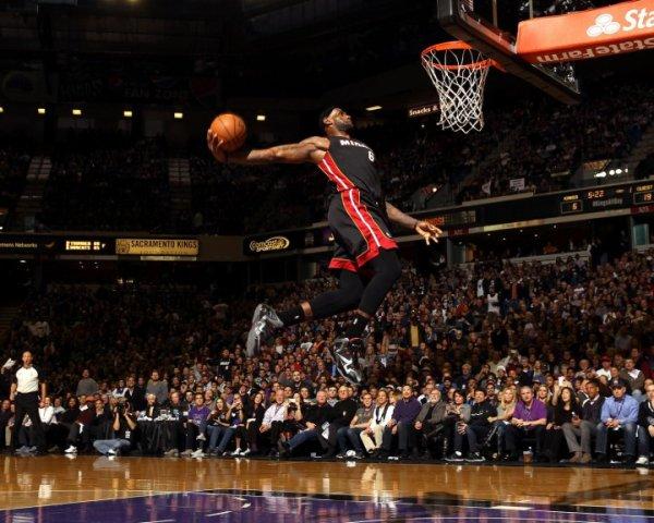 Le meilleur joueur de la NBA