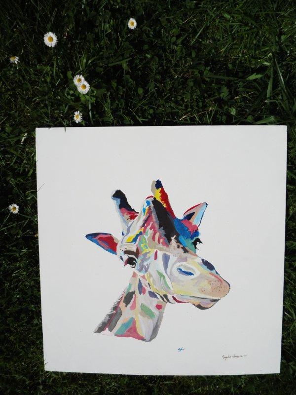 Les girafes Sophie...