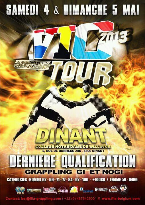 VIC Tour 2013