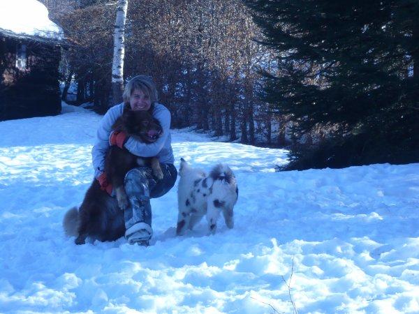 Vacance à la neige suite :)