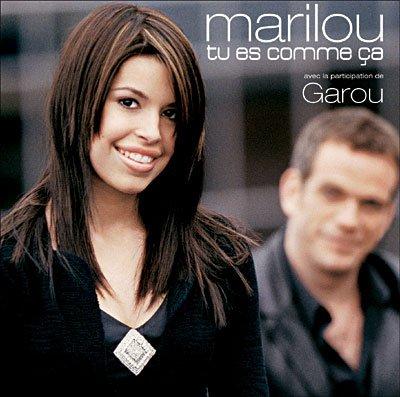 Un duo avec Marilou en 2004 pour Garou...