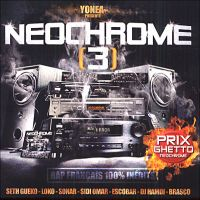 MIXTAPE NEOCHROME III / CREVER L'ABCES (2003)