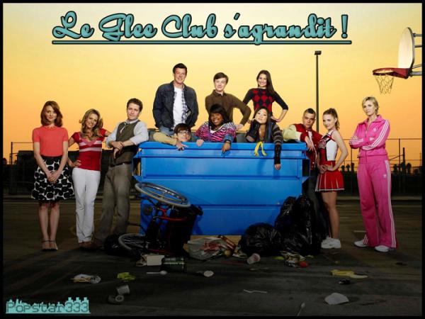 Glee : Le Glee Club s'agrandit !