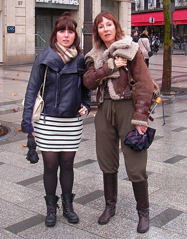 ++++ ₪ + STREET STYLE (spécial Paris)