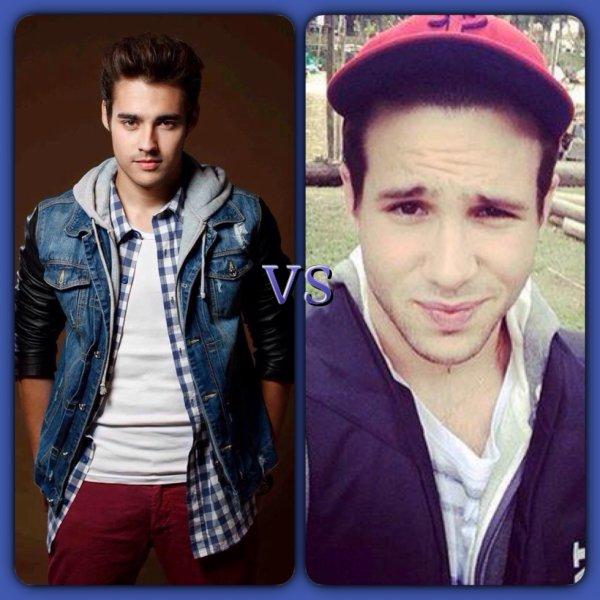 Jorge ou Damien ?