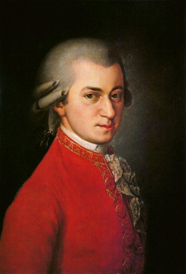 Biographie - Mozart