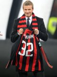Photo de beckham-ac-milano-32