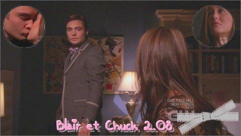 Scène Chuck & Blair