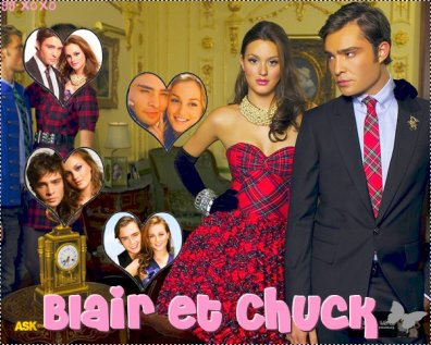 Chuck et Blair : le couple mythique de la série (l)