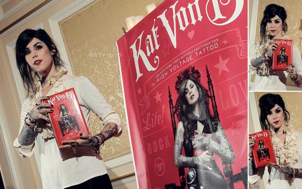 Le tatouage Chronicles par Kat Von D