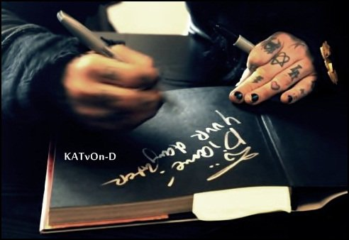 Le tatouage Chronicles par Kat Von D