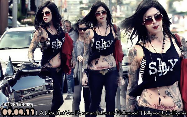 Kat 09.04.11 Hollywood C.