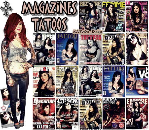 KaT ; Top des Magazines