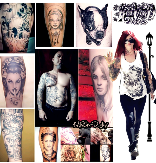 Gallery : tattoos