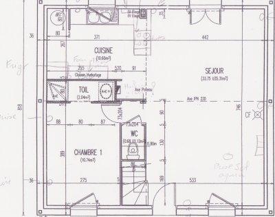 Plan Maison Castor   Ventana Blog