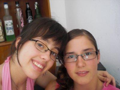 Andreia et moi