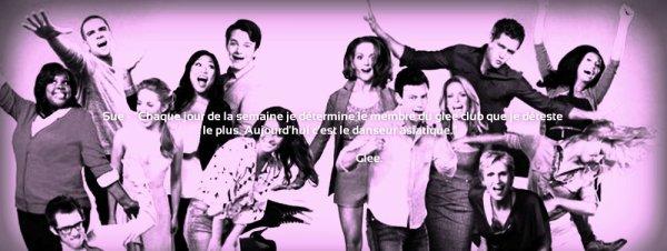 Sommaire Glee