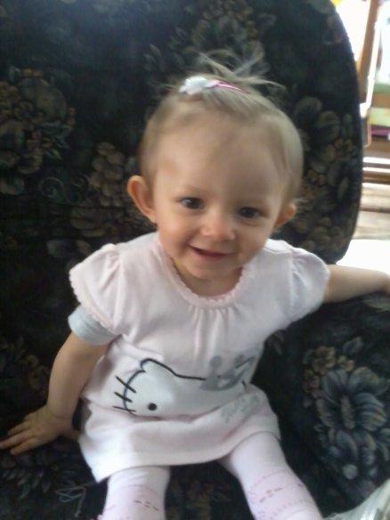 les foto de ma fille a son aniversaire je taime
